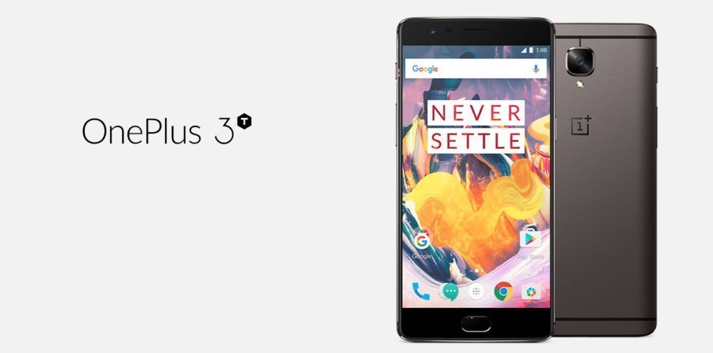 OnePlus 3T 128GB, Accessories To be Won at 0.01$ Every December Week