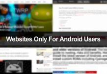 Top 5 Websites Helps Android Users For Doing Rooting/Custom ROM