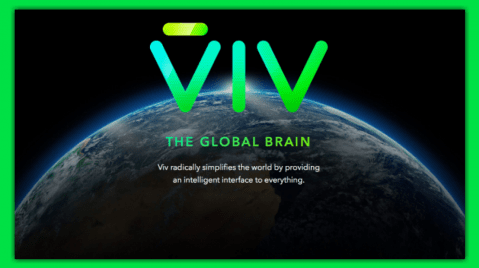 Viv virtual assistant