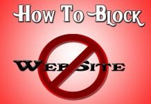 How To Block Any Website In Android Phone With This Simple Application