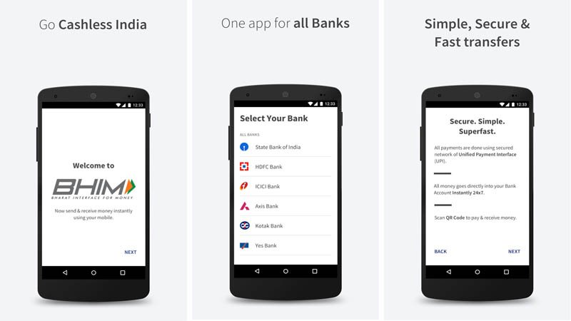 BHIM App 'Paytm-rival' Introduce By PM Narendra Modi
