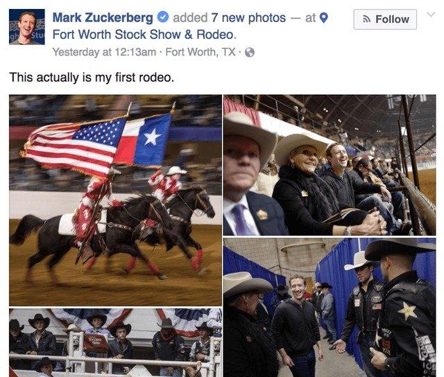 Facebook CEO Mark Zuckerberg Running For President