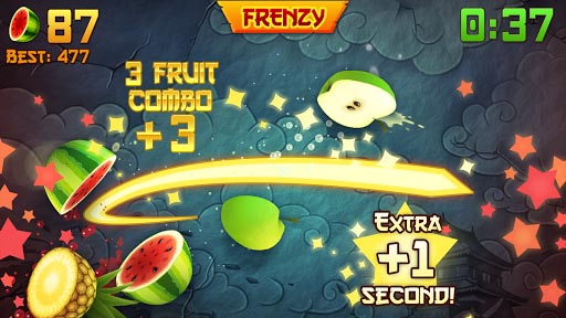 Fruit Ninja 2017 Top 10 Best Addictive Games For Android Users