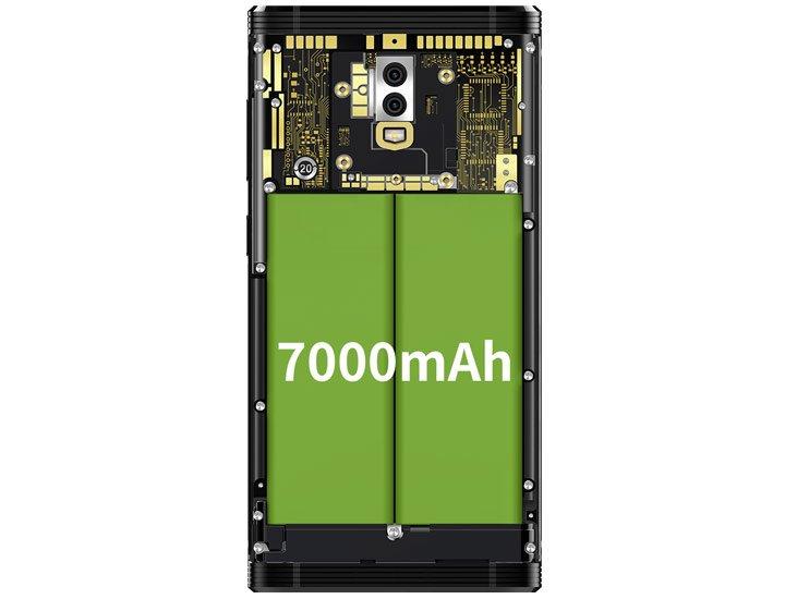 Gionee M2017 7000mAh Battery - Gadgetsay