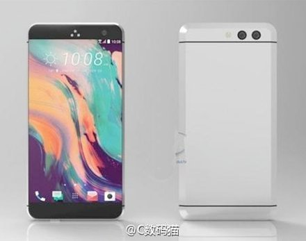 HTC 11 - Top 10 Upcoming High-End Smartphones In 2017