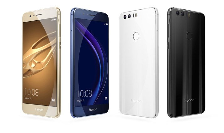 Huawei Honor 8 Review And Full Specification