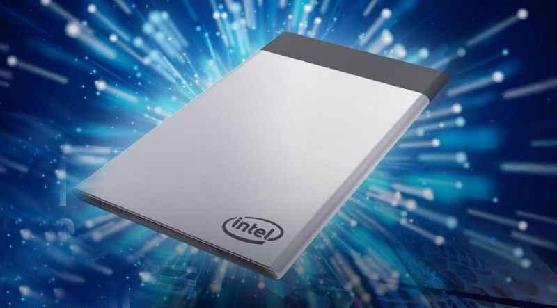 Intel Unveils Compute Card, a Credit Card-Sized Compute Platform