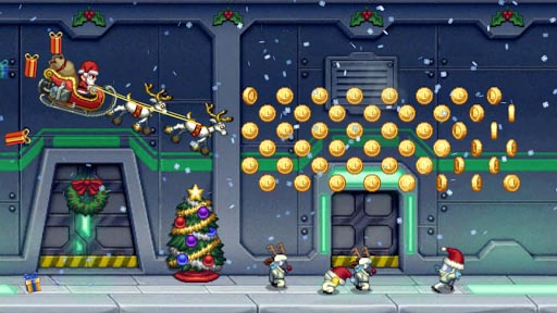 Jetpack Joyride - 2017 Top 10 Best Addictive Games For Android Users