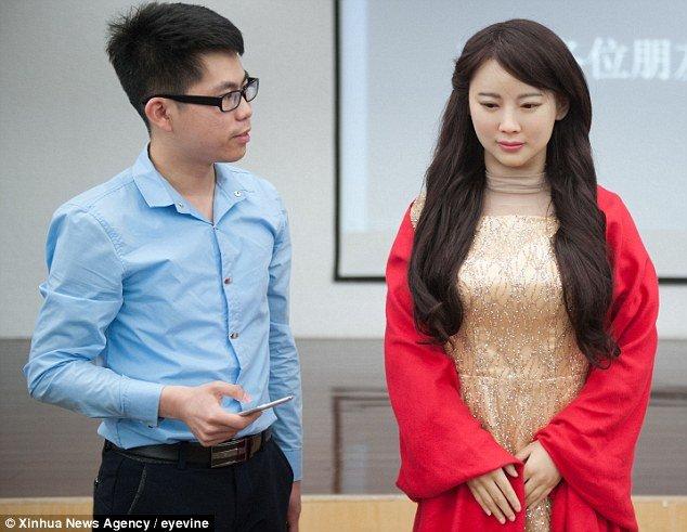 Jia Jia With Team