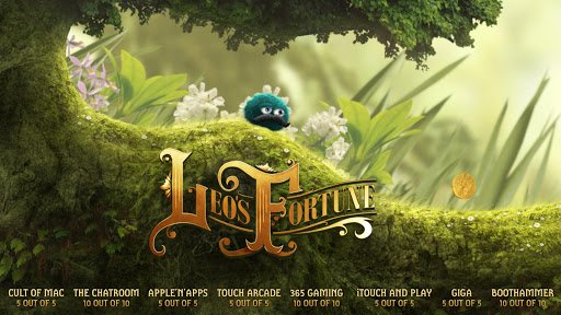 Leo's Fortune - 2017 Top 10 Best Addictive Games For Android Users