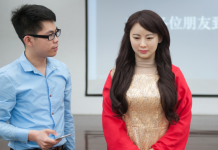 Meet Chinese Made 'Jia Jia' Unexpected Human-Like Robot