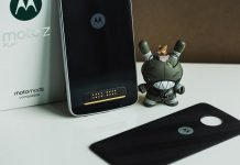 Moto Z Play 3GB RAM, 4G Smartphone With Fingerprint Sensor