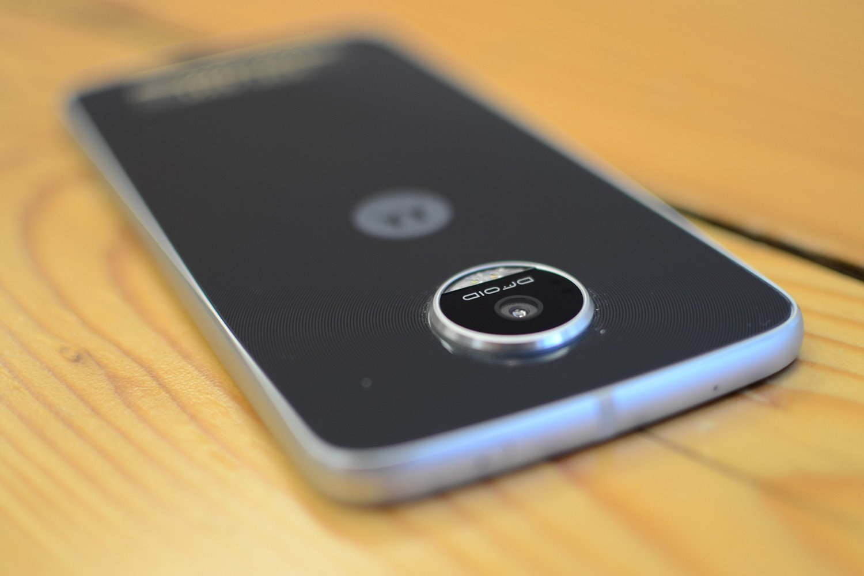 Moto Z Play Accessory Moto Mods