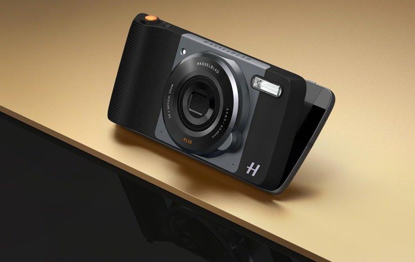 Moto Z Play Camera