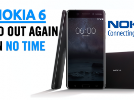 Nokia 6 Instantly Sold Out Again In Second Flash Sale