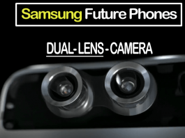 Samsung All Future Phones Will Arrive With Dual-Lens Camera