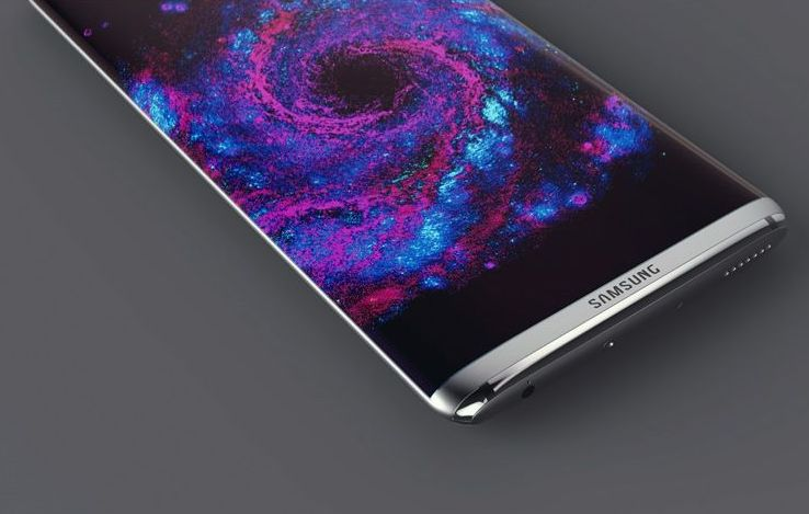 Samsung Galaxy S8 - Top 10 Upcoming High-End Smartphones In 2017