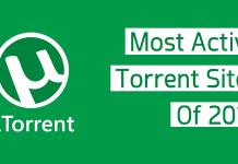 Top 5 Most Active Torrent Sites Of 2017