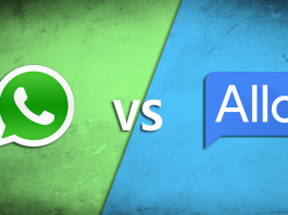 Top Reasons Why Google Allo Is Better Than WhatsApp