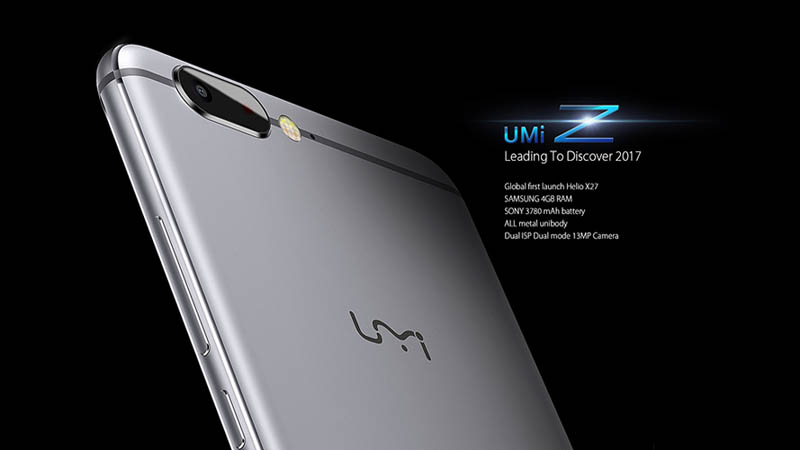 UMi Z Full Specifications, Review And Price