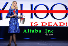 Yahoo! Is DEAD, Altaba Inc Will Be The Next