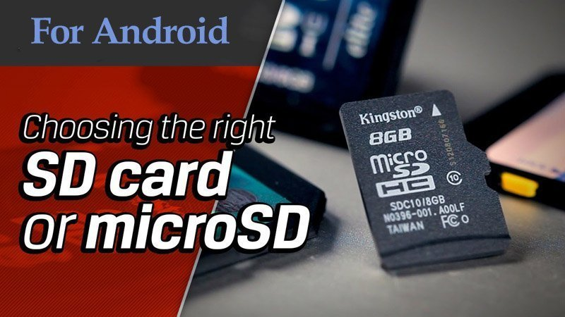 Select Best Memory Card