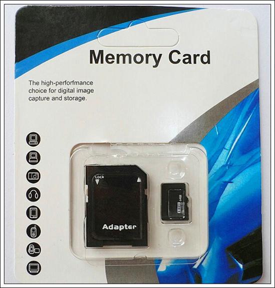 Branded MicroSD Card