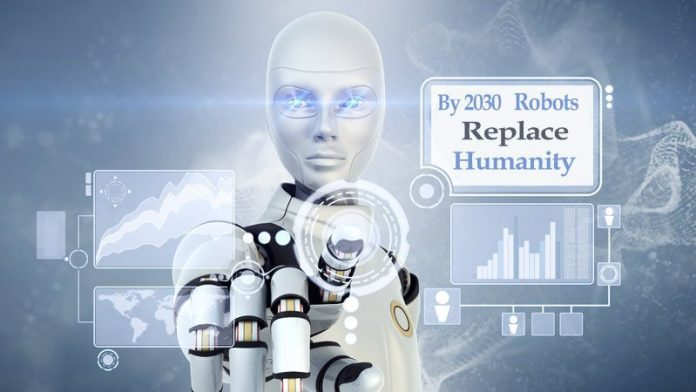 By 2030 Robots Will Replace 250000 Human Govt Workers