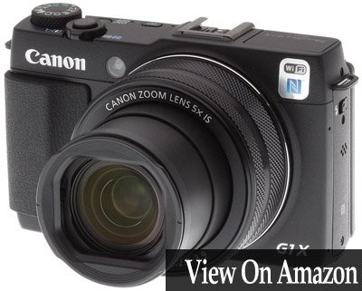 Canon Powershot G1 X Mark II - Best Digital Camera
