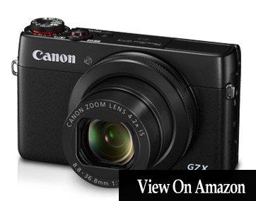 Canon Powershot G7 X - Best Digital Camera