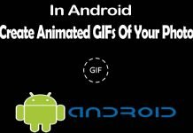 Android GIF Creator