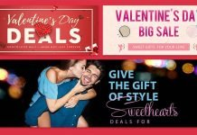 Gadgetsay Presents Big Promo Valentine's Day Gadgets Special