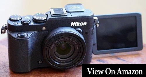 Nikon Coolpix P7800 - Best Digital Camera