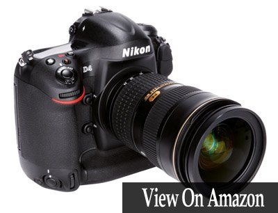 Nikon D4 - 10 Best Point And Shoot Digital Cameras 2018