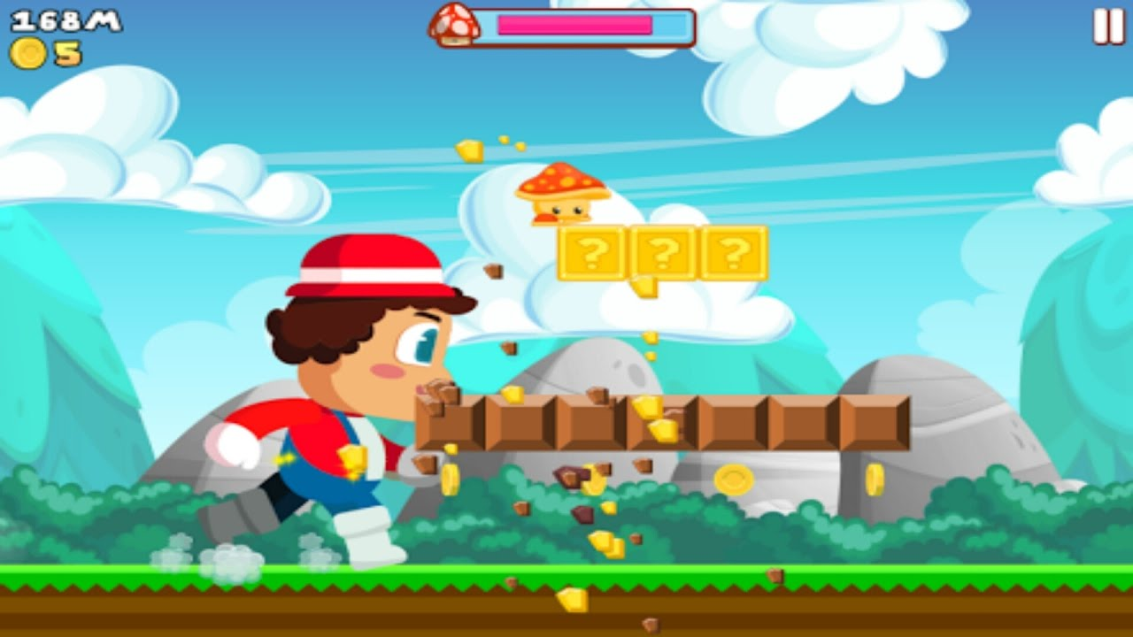 Top 10 Best Games Like Mario For Android In 2017