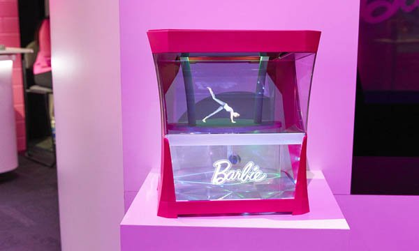 Where can you buy Barbie Girl Hologram