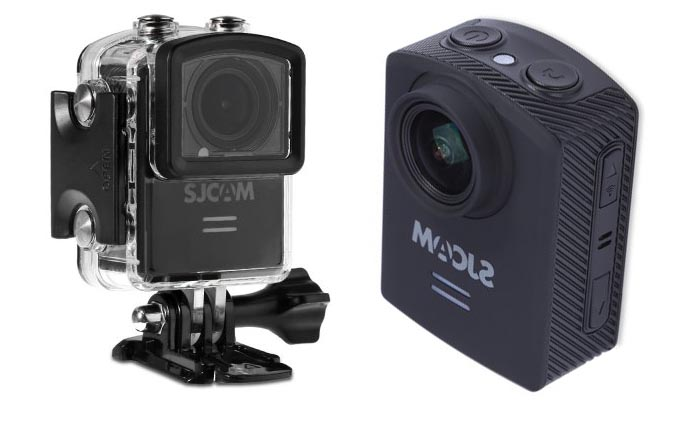 16MP 166 Adjustable Degree WiFi Action Camera