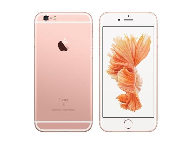 World's Best Selling Smartphone Is From Apple; The iPhone 6s