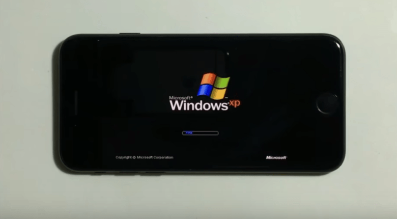 Let's Find Out How You Can Run Operate Windows XP in iPhone 7