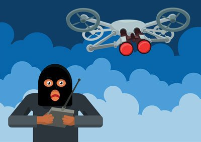 Now, Hackers Can Easily Hack And Crash Drones
