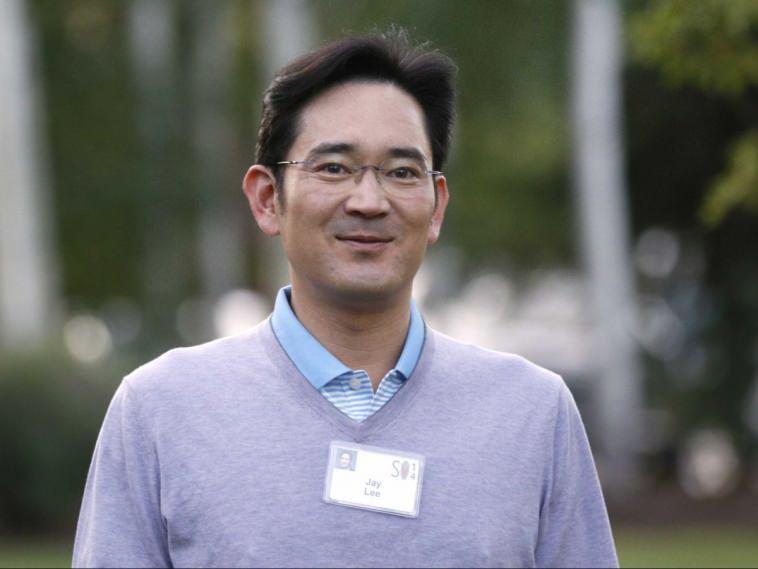 Samsung's Billionaire Chief Is Now In Jail