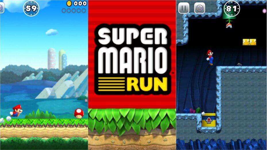 Super Mario Run Is Now Available For Android Users