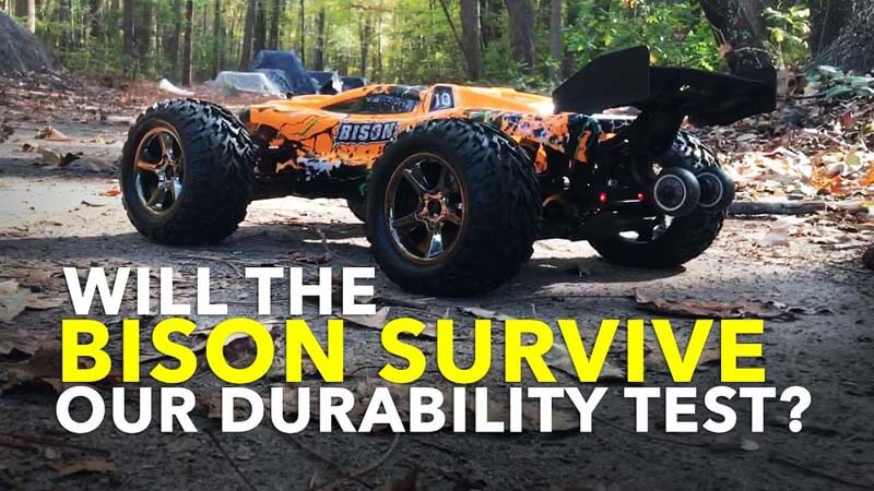 VKAR BISON V2 The Extreme Racing Car With Video Durability Test