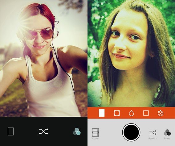 10 Best Selfie Applications For An Android Smartphone - 2017