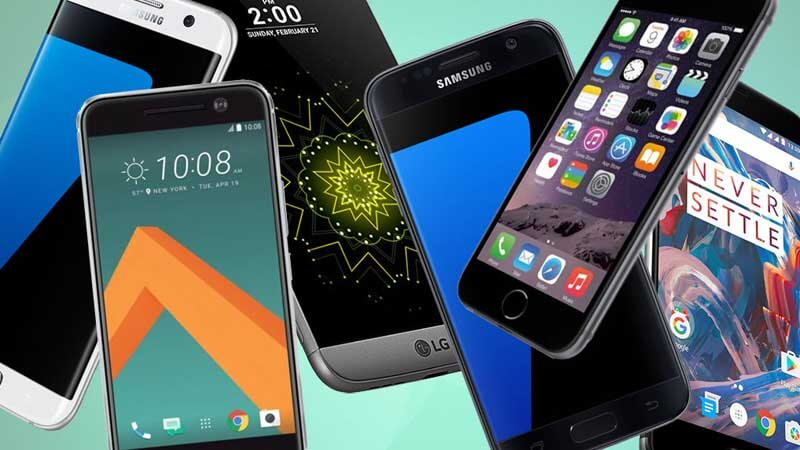 10 Best Smartphones That Are Popular In 2017 - New Smartphones To buy