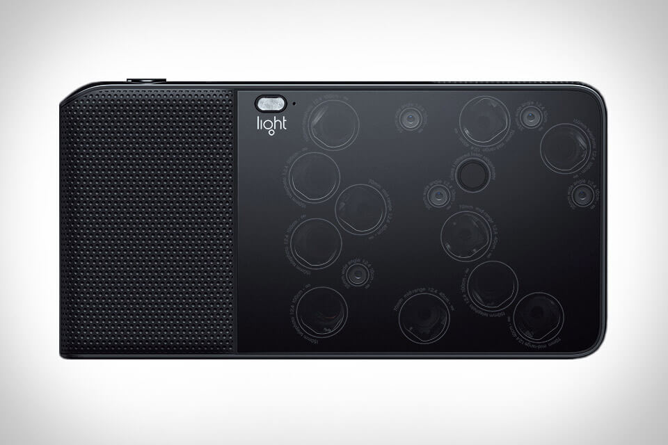 Light L16 The Extraordinary Camera With 16 Lenses
