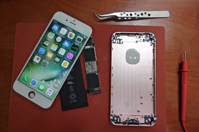 YouTuber: Scotty Allen Made iPhone 6s From Spare Parts, Bought In Chinese Market