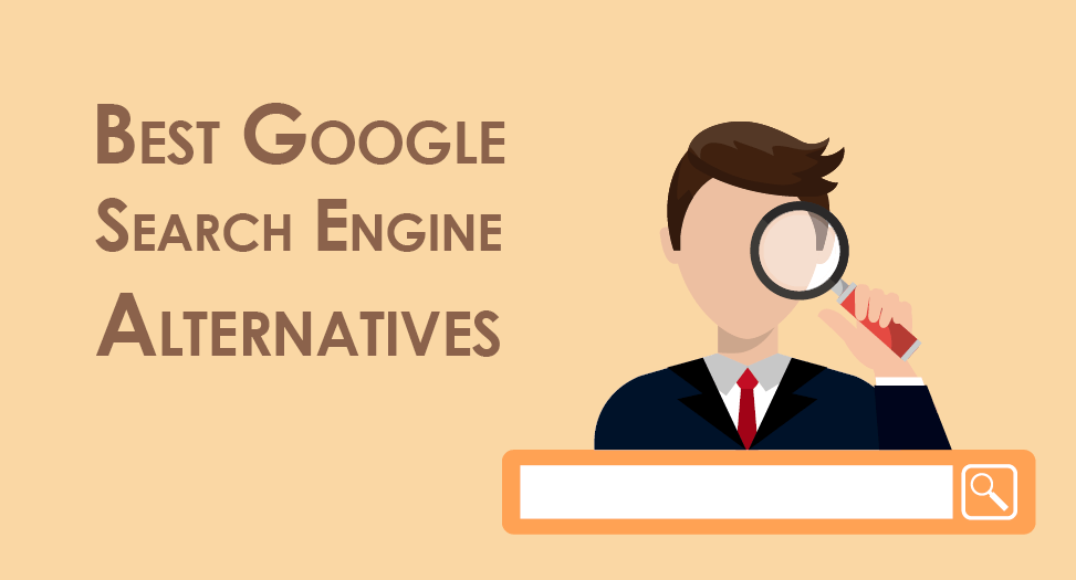 Top 10 Best Alternative Search Engines To Google For Anonymous Browsing - 2017