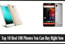 Top 10 Best UMI Phones You Can Buy Right Now