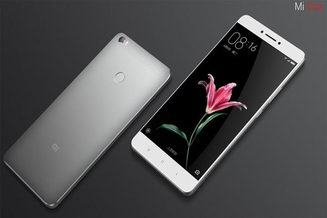 Xiaomi Mi Max 2 Images, Price And Specifications